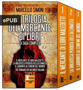 Marcello Simoni, Newton Compton Editori, biblon