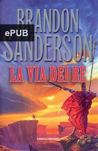 Brandon Sanderson, biblon, fanucci