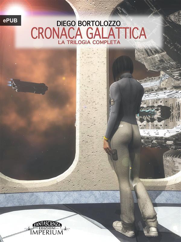 cronaca galattica, ebook