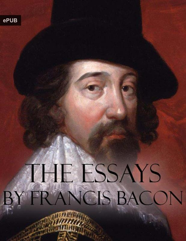 death essays francis bacon